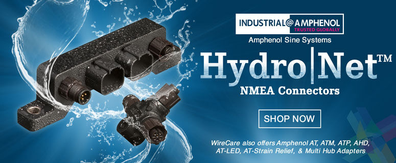 Amphenol NMEA Connectors