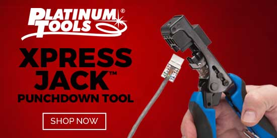 Xpress Jack™ Punchdown Tool