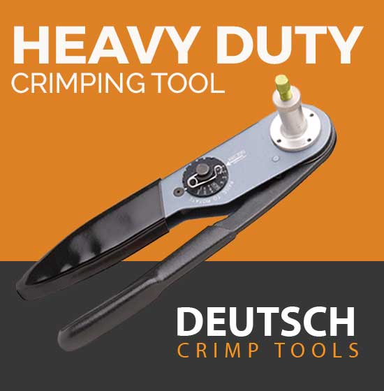 Deutsch crimper
