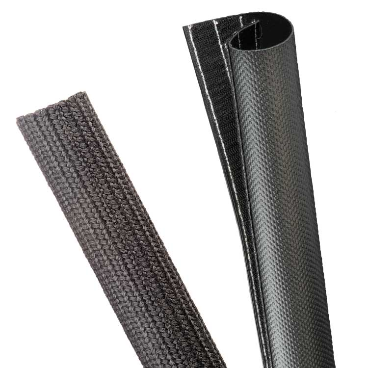 Techflex high abrasion resistance braided sleeving