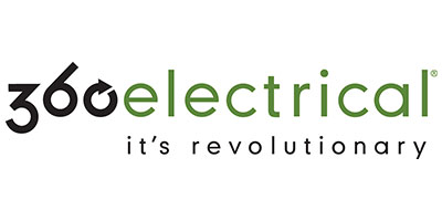 360 electrical logo