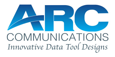 Arc communications logo
