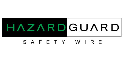 Hazard guard logo