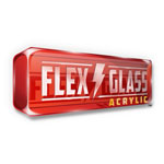 Acrylic Flex Glass Logo