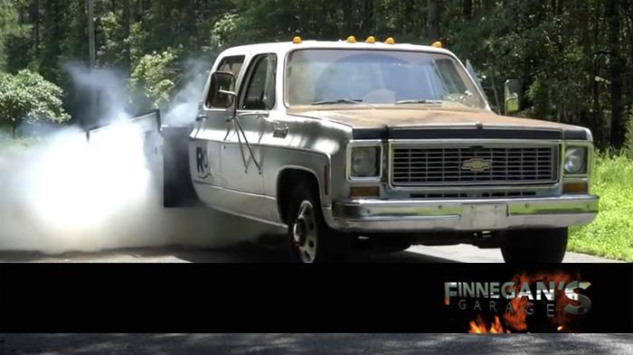 Video finnegans garage ep51