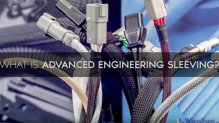Video wc advanced engineering sleeving