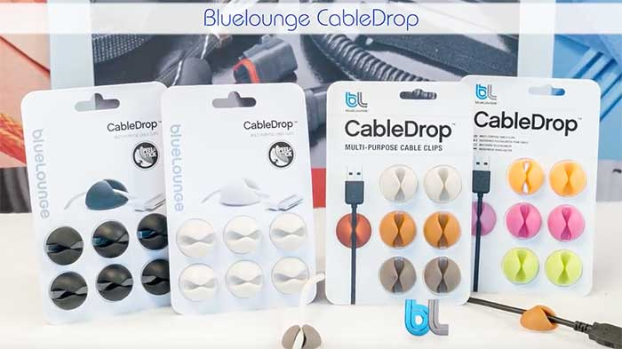 Video wc bluelounge cable drop