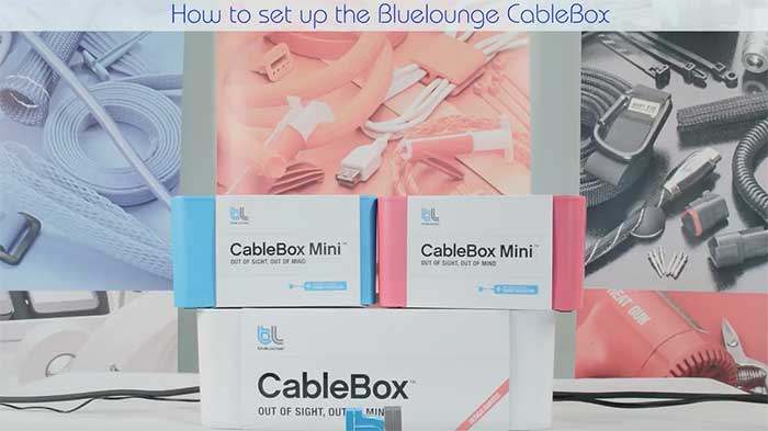 Video wc cablebox
