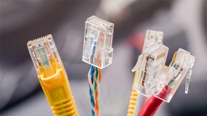 Video wc crimp rj45 connector