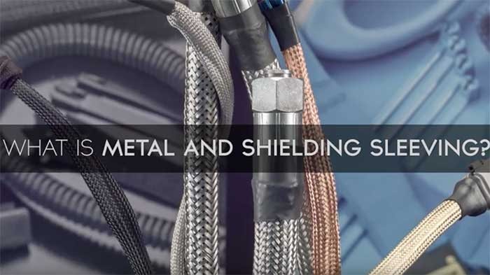 Video wc metal and shielding
