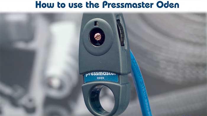 Video wc pressmaster oden