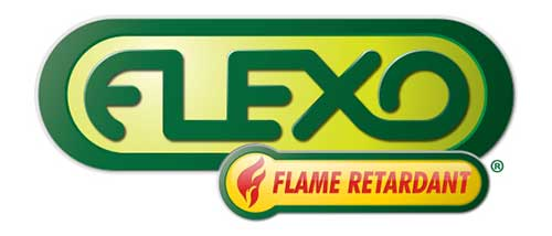 flexo flame retardant logo