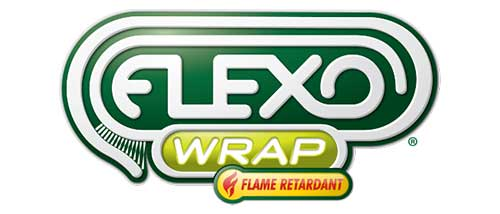 flexo wrap flame retardant logo