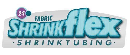 2-1 Fabric Heat Shrink Logo