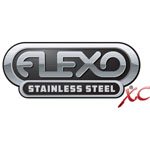 flexo stainless steel xc logo