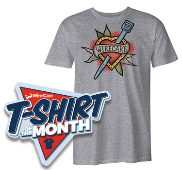 FORMERTEE - Former T-Shirts of the Month