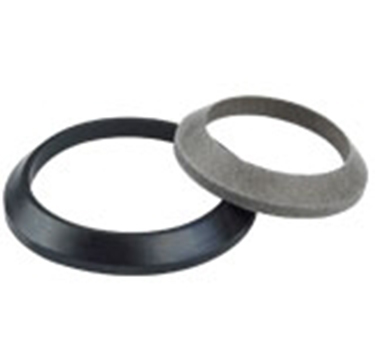 Rubber Fab Bevel Seat Gaskets