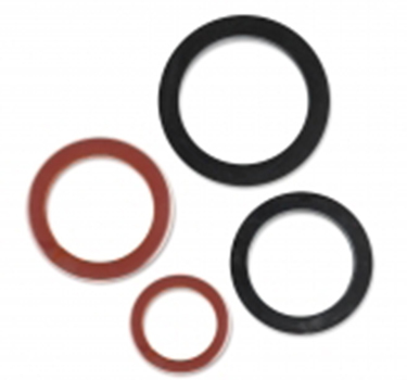 CAMLOCKGAS - Rubber Fab Cam-Lock Sanitary Gasket