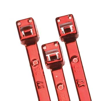 CBC - Chrome Plated Cable Ties
