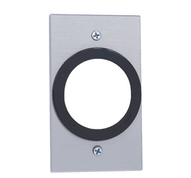COVID - Aluminum Wall Plates