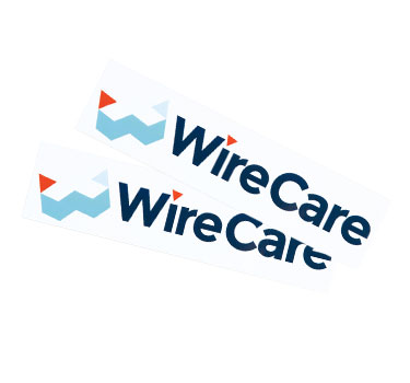 DECAL - WireCare Logo Decal