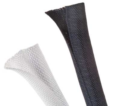 F6W - F6 Woven Wrap Split Braid Sleeving