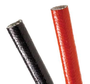 FI - FireFlex Silicone Jacketed Fiberglass Sleeving