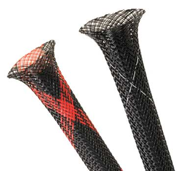 FR - Flexo PET Flame Retardant Sleeving
