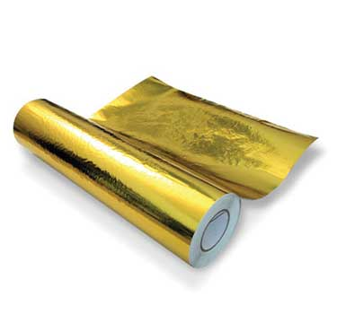 GRF-Gold Heat Reflective Film