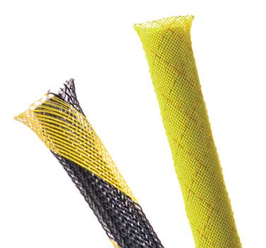 NS - Flexo Non Skid Slip Resistant Braided Sleeving