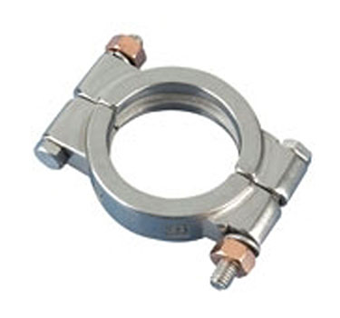 Rubber Fab High Pressure Clamps