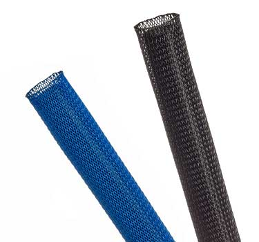 PTO - Flexo PET Expandable Sleeving - Overexpanded