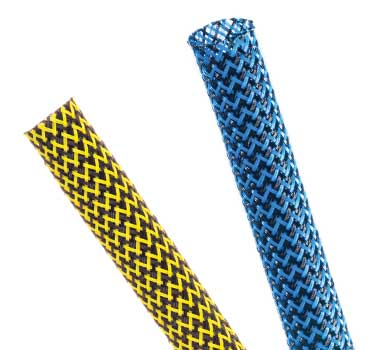 PTT - Flexo PET Expandable Sleeving - Tightweave