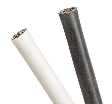 Flex Glass Silicone - Silicone Coated Fiberglass Sleeving - Grade C
