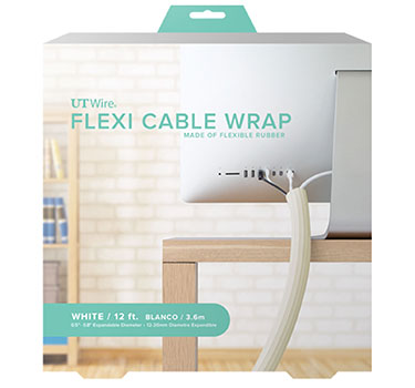 UTBUNDLE - UT Wire Cable Wrap