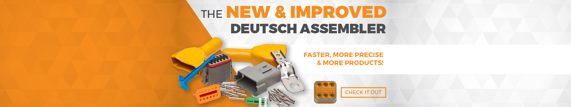 New and Improved Deutsch Assembler