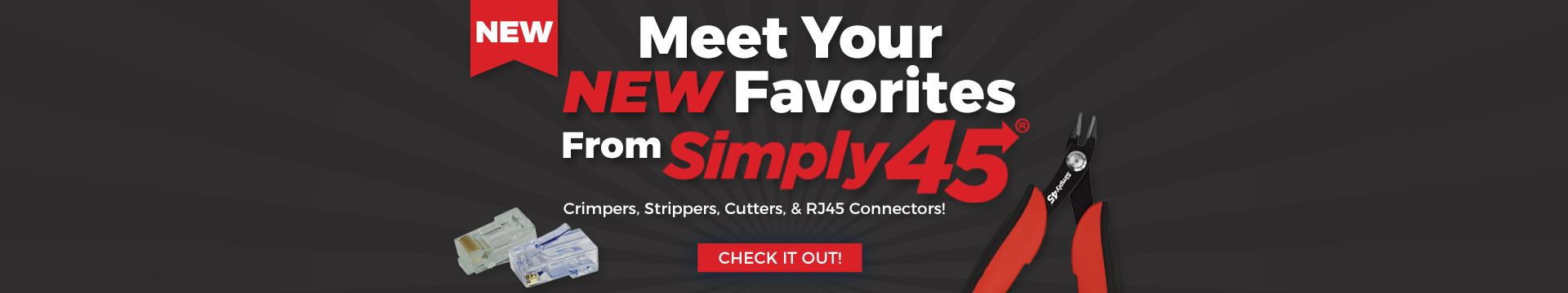 NEW Simply45® Products