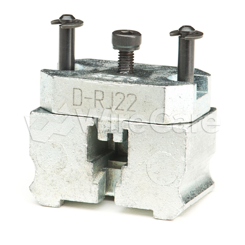 rj22 connector wiring crimp tool die set for rj22 connectors wirecare com  crimp tool die set for rj22 connectors