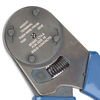CT4-8 8 indent crimper for solid contacts