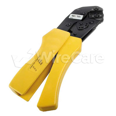 HDT-1561 - Single Indent Field Service Crimper for size 12/16/20 Solid Contacts