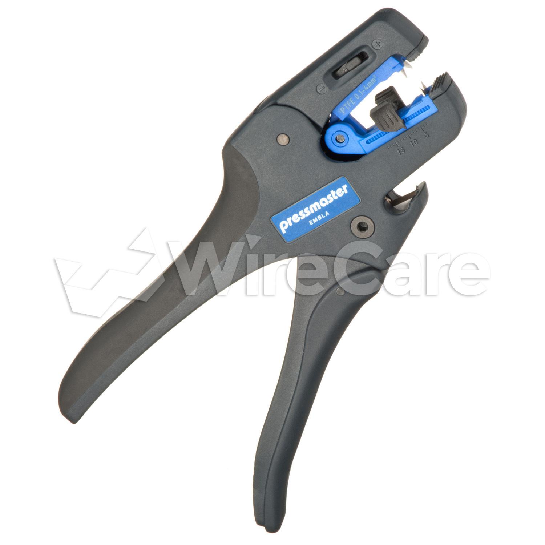 Self Adjusting Strip and Cut Tool - WireCare.com