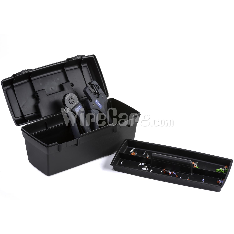 Crimper Kit for Wire Ferrules, 8-26 AWG, Hex Crimp - WireCare.com